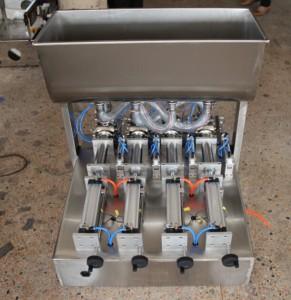 4 head Filling Machine 1
