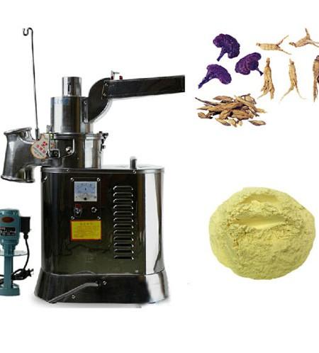 Tongkat Ali root eurycoma longifolia herb grinder machine