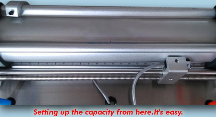manual liquid capsule filling machine