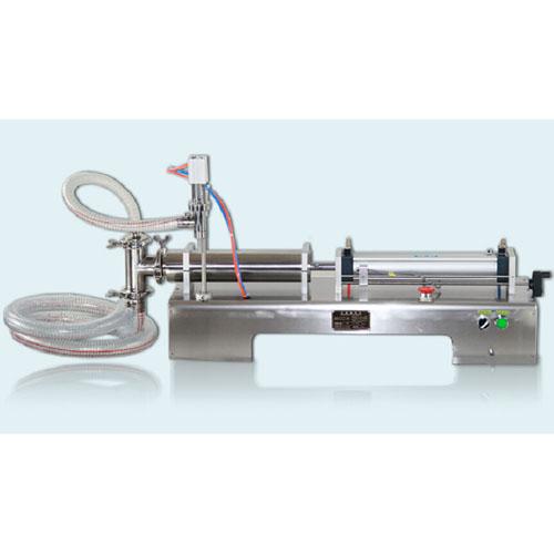 one head Pneumatic liquid filling machine