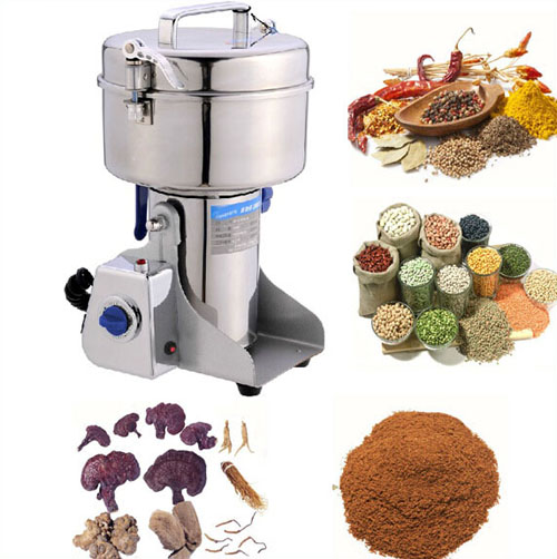 Portable spice amp herb grinder machine china leyisi