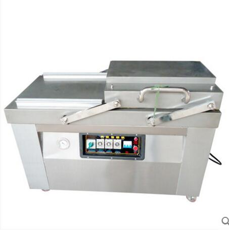 Full Automatic Commercial Vacuum Packaging Machine For Food