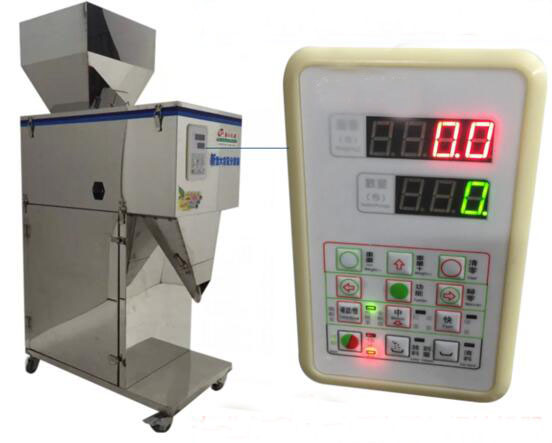 powder filling machine 2